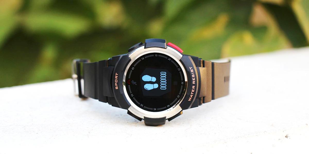 NO.1 наконец-то выпустил нормальные спортивные часы