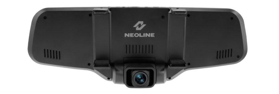 Neoline G-Tech X27 крепится к штатному зеркалу заднего вида
