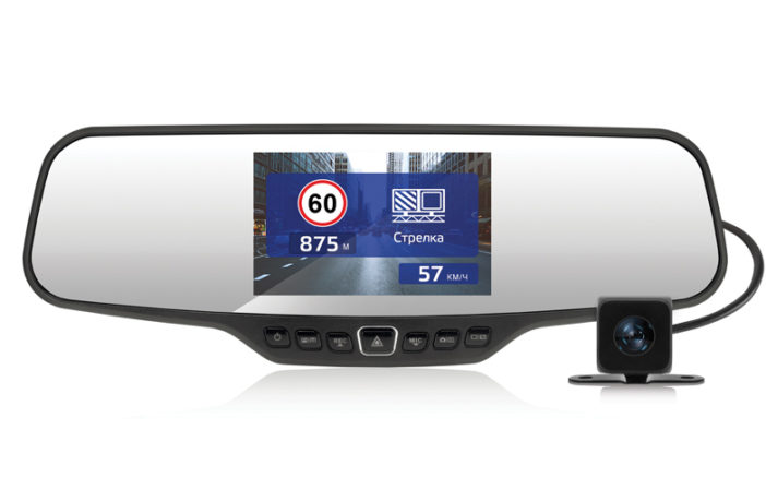Neoline G-Tech X27 - видеорегистратор, зеркало, камера заднего вида, что ещё я упустил?