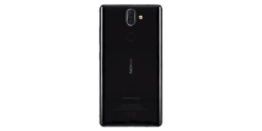 Nokia 8 Sirocco купить