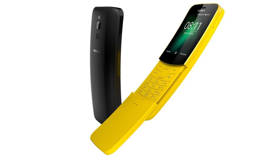 Nokia 8110 2018 New цена и где купить
