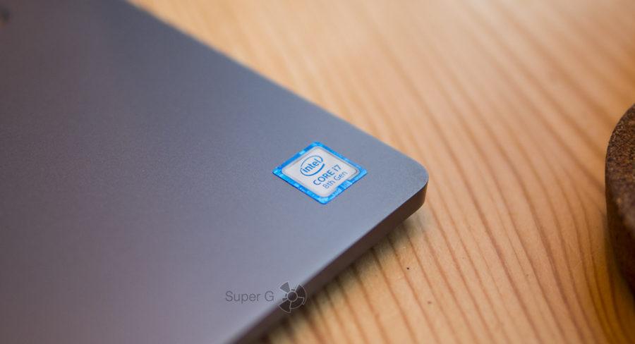 Xiaomi Mi Notebook Pro с процессором Intel Core i7