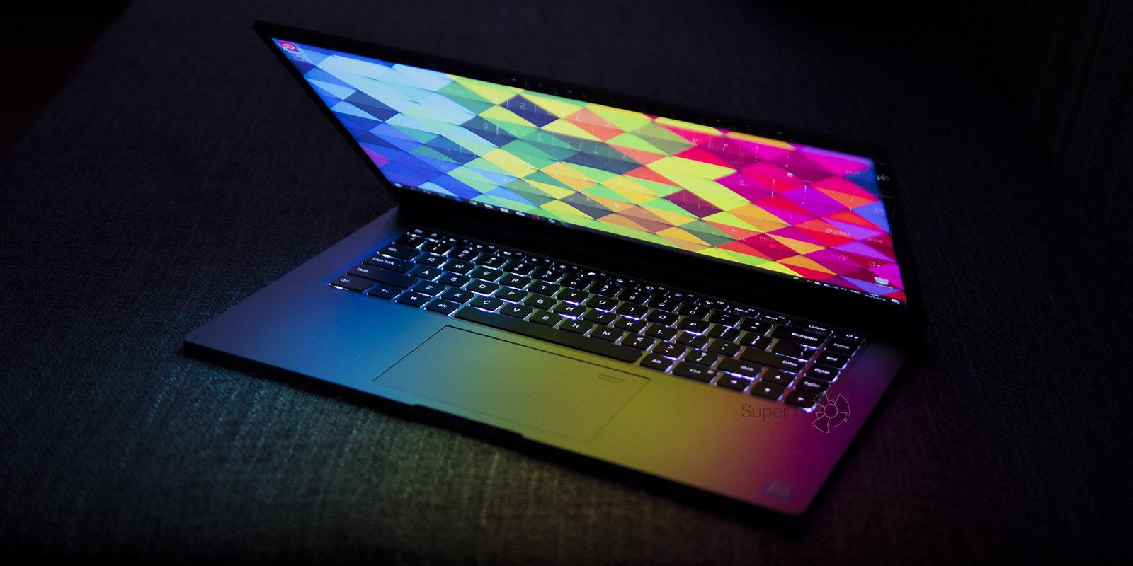 Обзор ноутбука Xiaomi Mi Notebook Pro i7