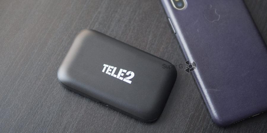 Отзывы мобильный роутер 4g Теле2