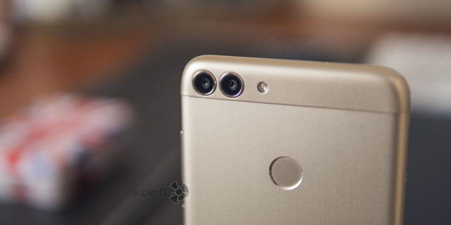 Тестирование камер Huawei P smart с примерами фото