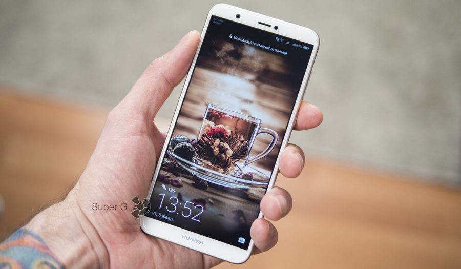 Цена Huawei P smart