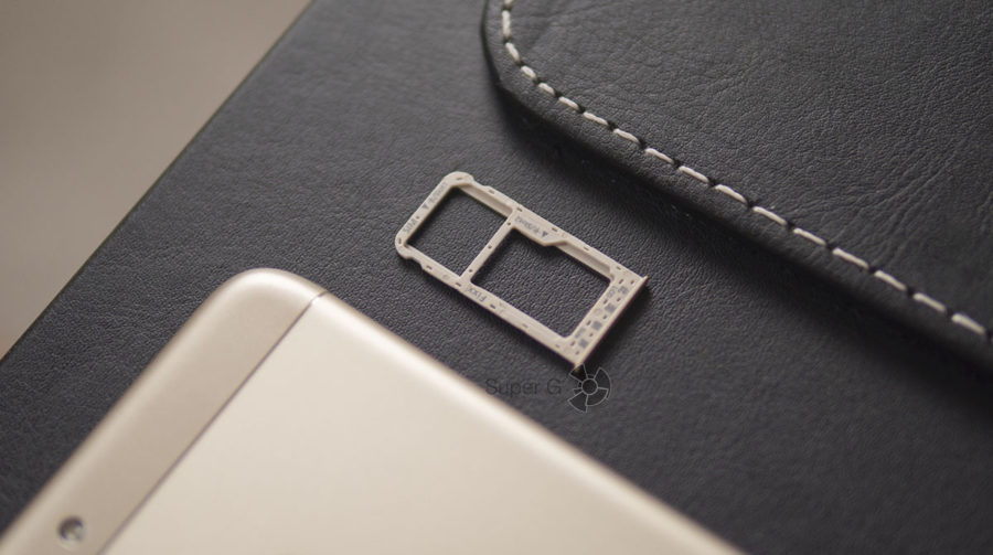 SIM-карты и лоток Huawei P smart