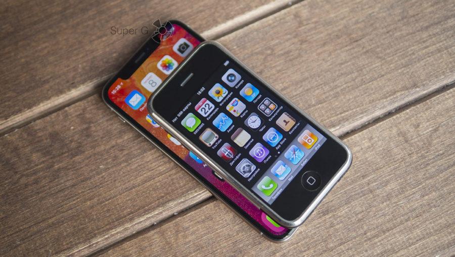 iPhone - первый и последний смартфоны компании Apple