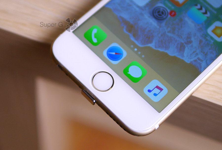 Беспроводная зарядка для iPhone 6s