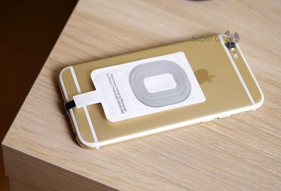 Купить беспроводную зарядку для iPhone 6