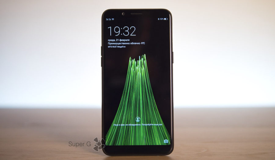 Дисплей Oppo A83