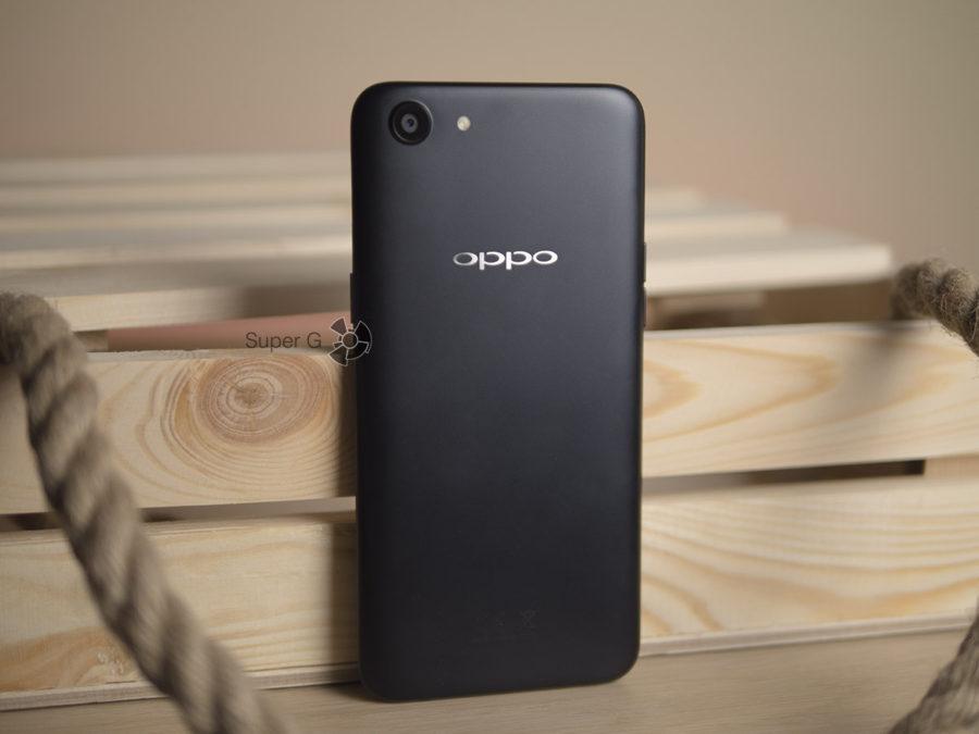 Oppo A83 без чехла