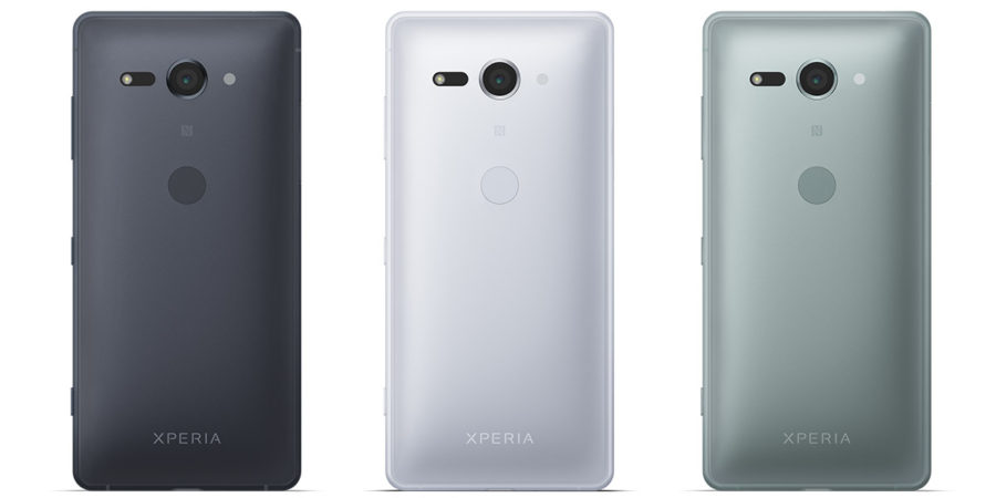 Sony Xperia XZ2 Compact Colors