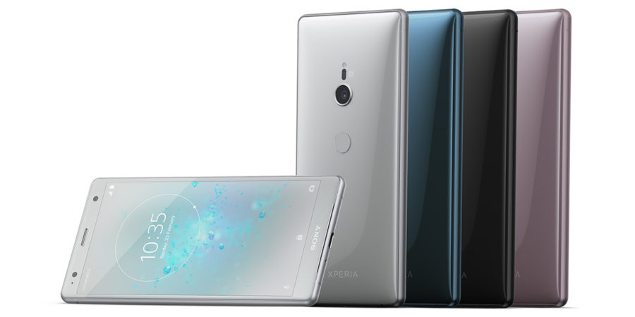 Sony Xperia XZ2 and Sony Xperia XZ2 Compact MWC 2018