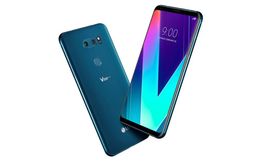 V30S ThinQ смартфон купить