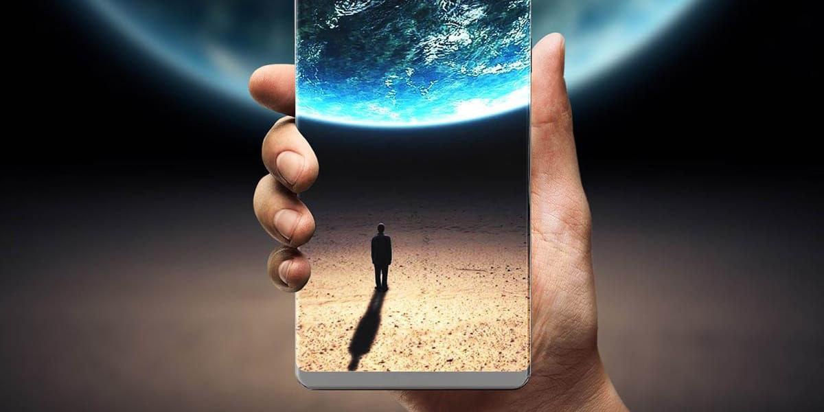 Vivo покажет, как надо делать безрамочные смартфоны