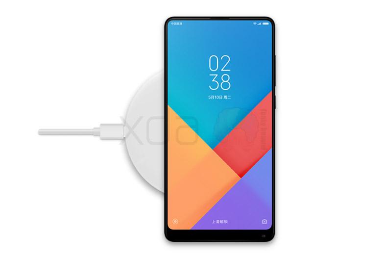 Xiaomi Mi Max 3 с поддержкой беспроводной зарядки