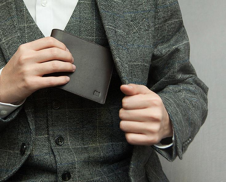 Xiaomi Mi Wallet кошелек купить