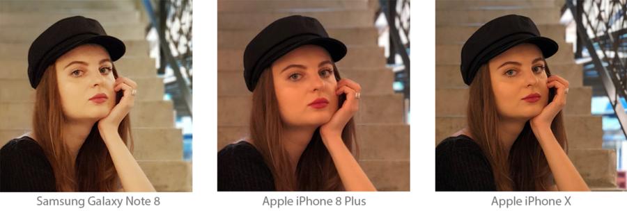 Сравнение боке в смартфонах