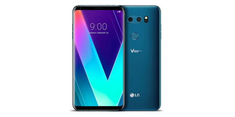 Новый смартфон LG V30S ThinQ - дутый маркетинг и 6 ГБ оперативки
