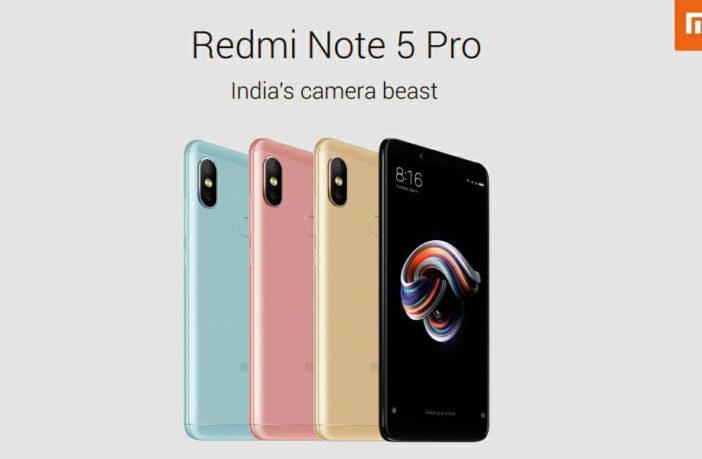 Полные характеристики Xiaomi Redmi Note 5 Pro