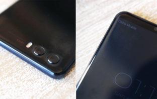 В сеть утекли реальные фото прототипа Huawei P20