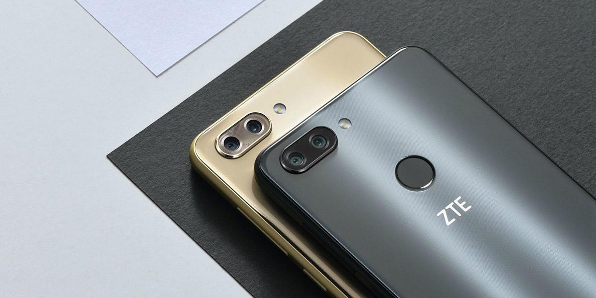 ZTE Blade V9 и V9 Vita с NFC официально выйдут в России