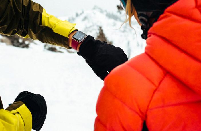 Обновление Apple Watch 3 для лыжников