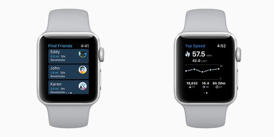 Новые возможности Apple Watch Series 3