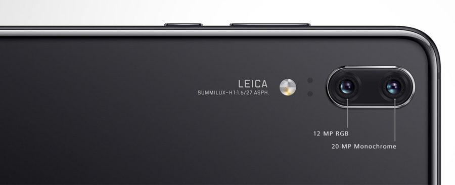 Камера Huawei P20