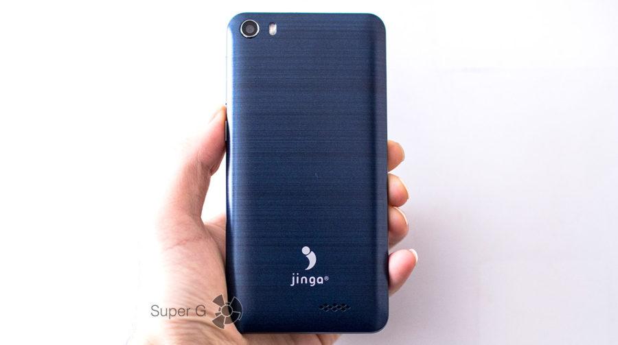 Тест Jinga Start