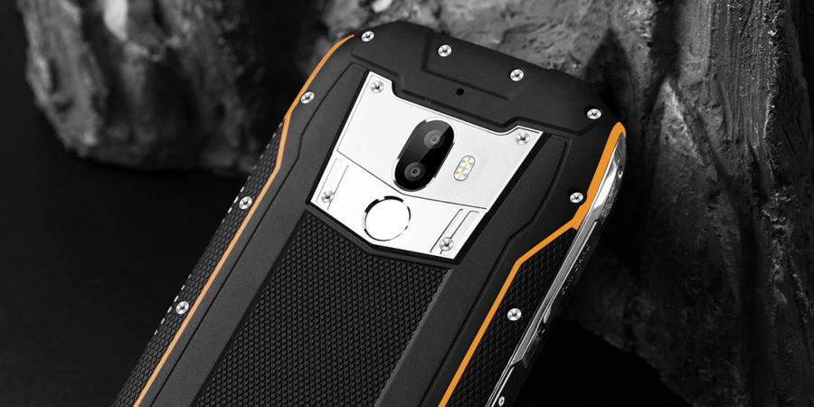Oukitel WP5000 - мощный и защищённый