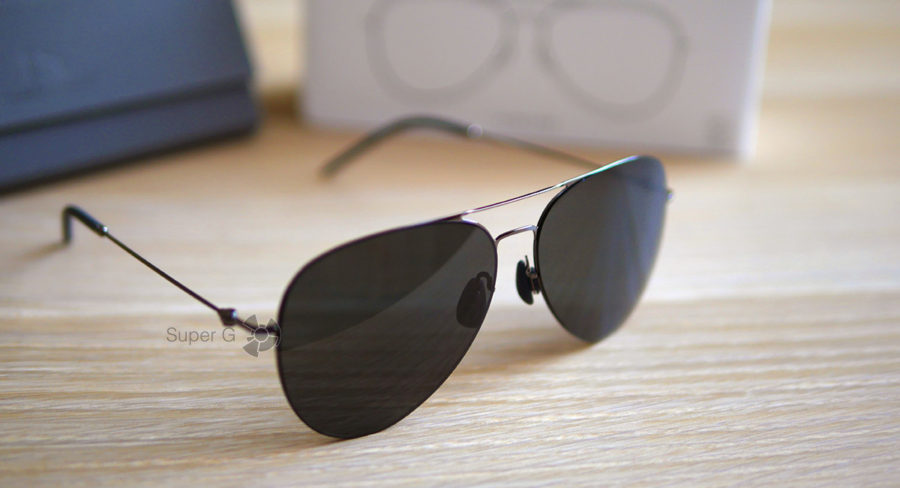 Отзыв Xiaomi TS Anti-UV Nylon Sunglasses