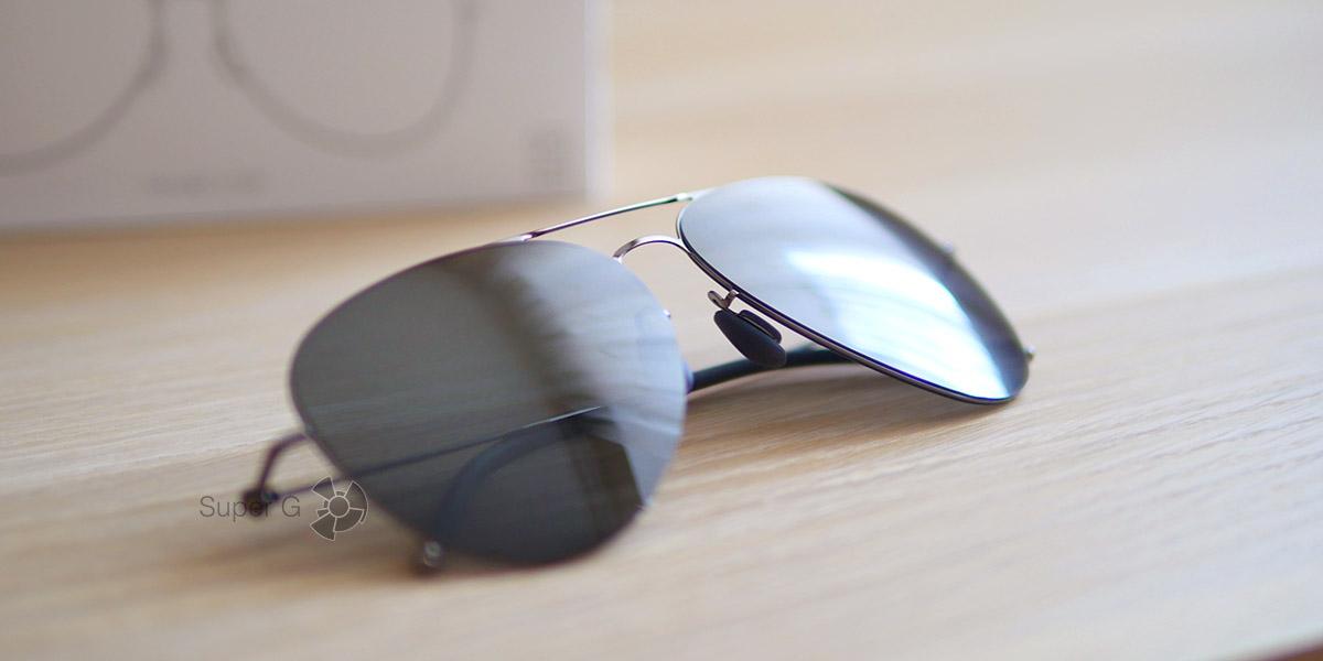 Обзор солнцезащитных очков Xiaomi TS Nylon Sunglasses