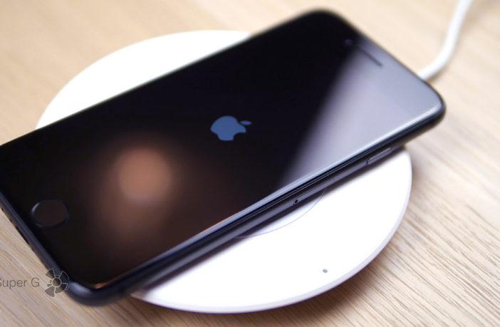 Как работает беспроводная зарядка для iPhone?