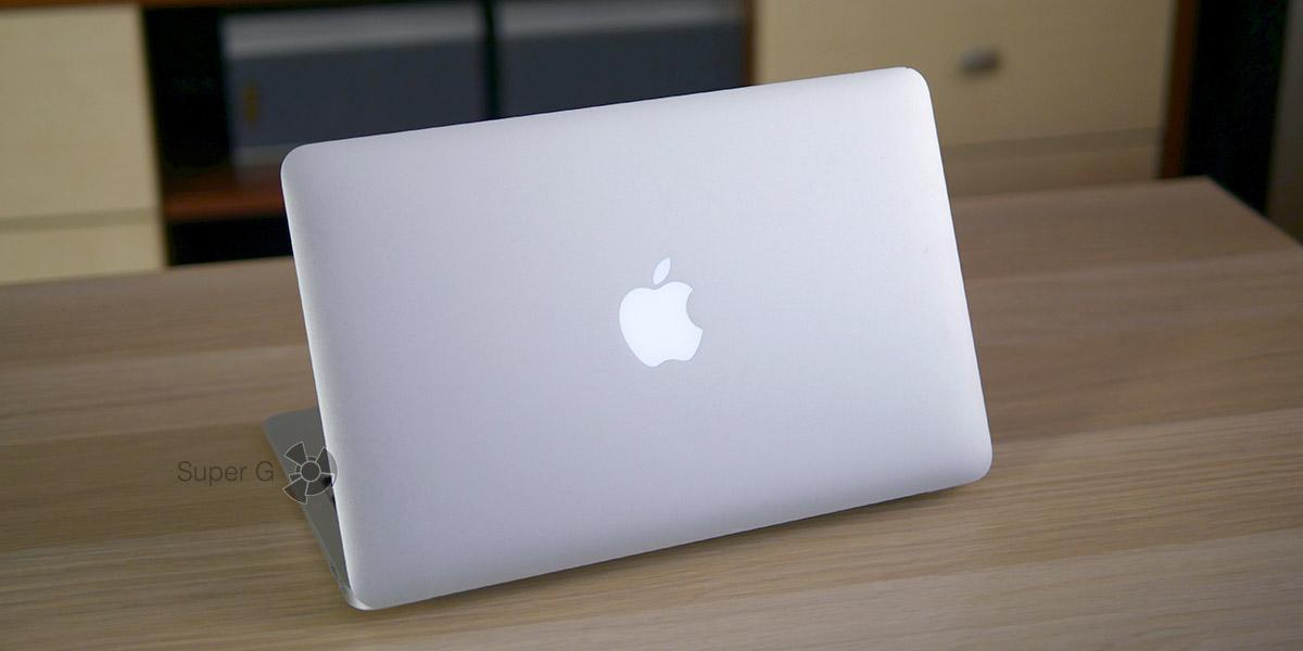 MacBook Air 11 2011 Core i5 4 GB опыт эксплуатации