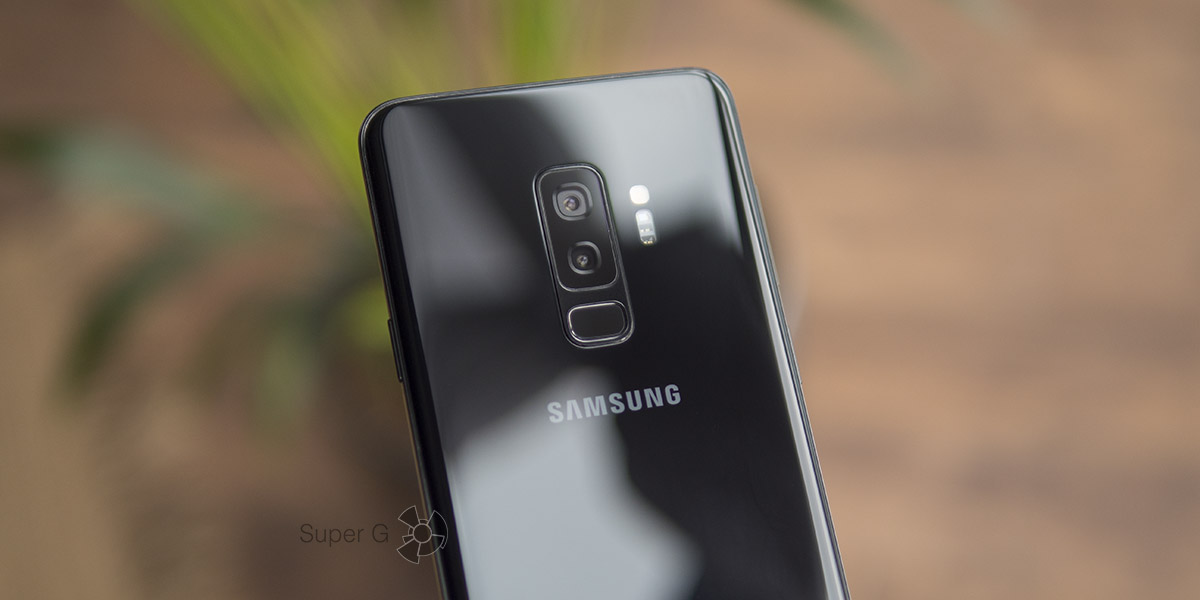 Отзывы Samsung Galaxy S9 Plus о камере