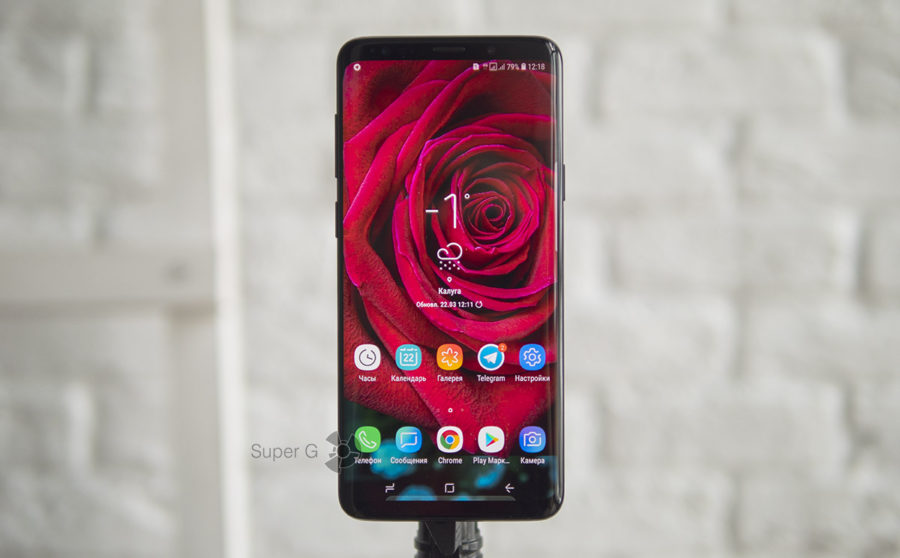 Характеристики Samsung Galaxy S9 Plus
