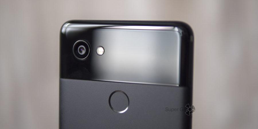Тестирование камеры Google Pixel 2 XL размытие фона и боке