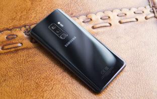 Обзор смартфона Samsung Galaxy S9 Plus