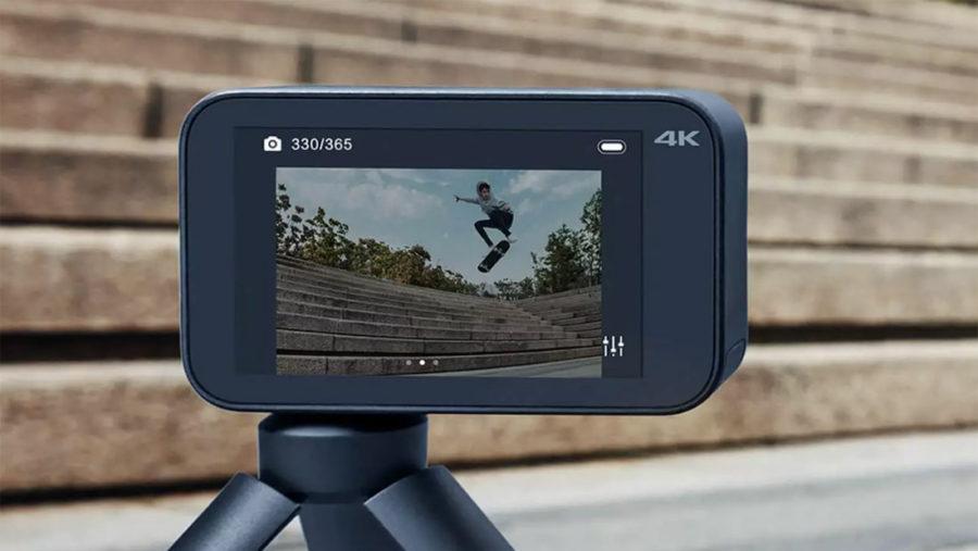 Xiaomi Mijia Mini 4K экран 4K видео