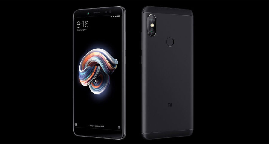Xiaomi Redmi Note 5 китайская версия