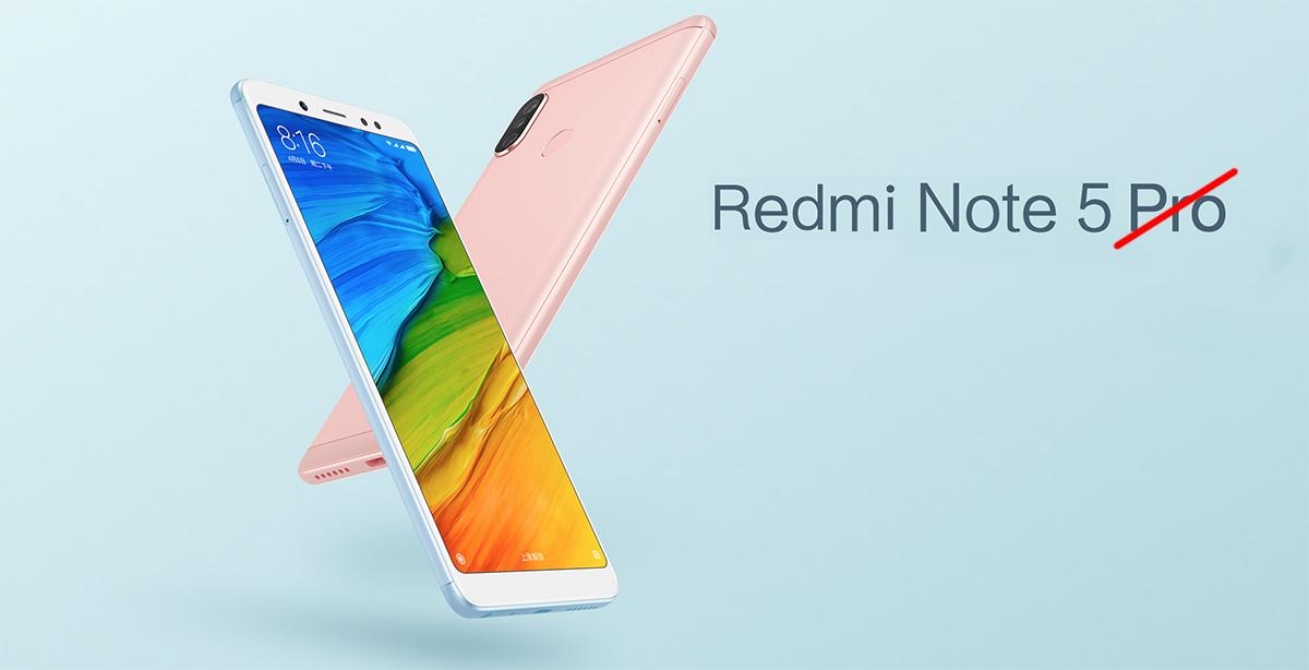 Xiaomi Redmi Note 5 полные характеристики и цены моделей