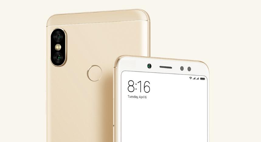 Xiaomi Redmi Note 5 камера в китайской версии