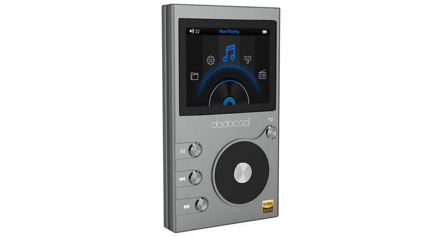 dodocool 8GB Hi-Fi Music Player