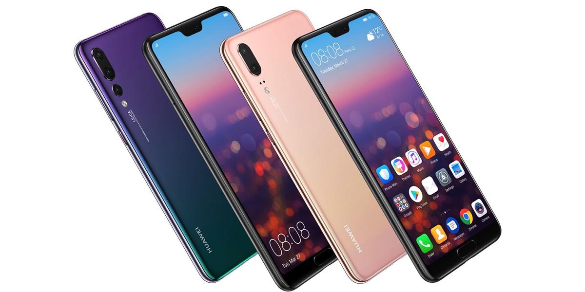 Купить Huawei P20