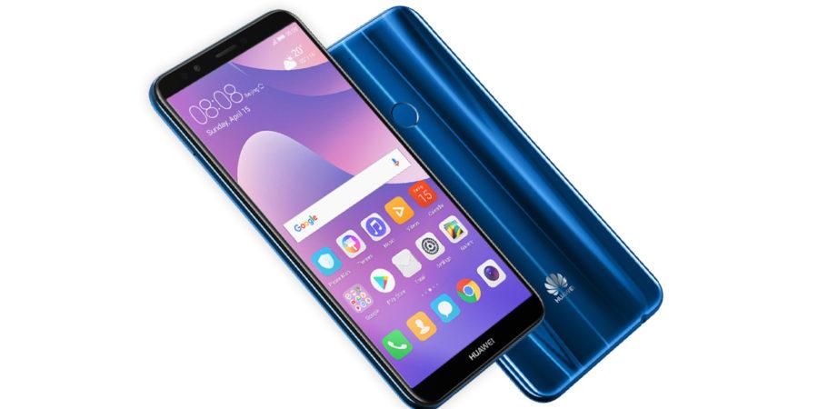 Задняя и передняя панель Huawei Y7 Prime (2018)