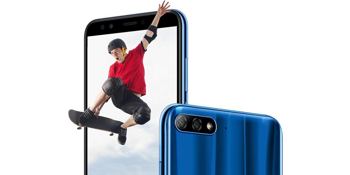 Купить Huawei Y7 Prime (2018)