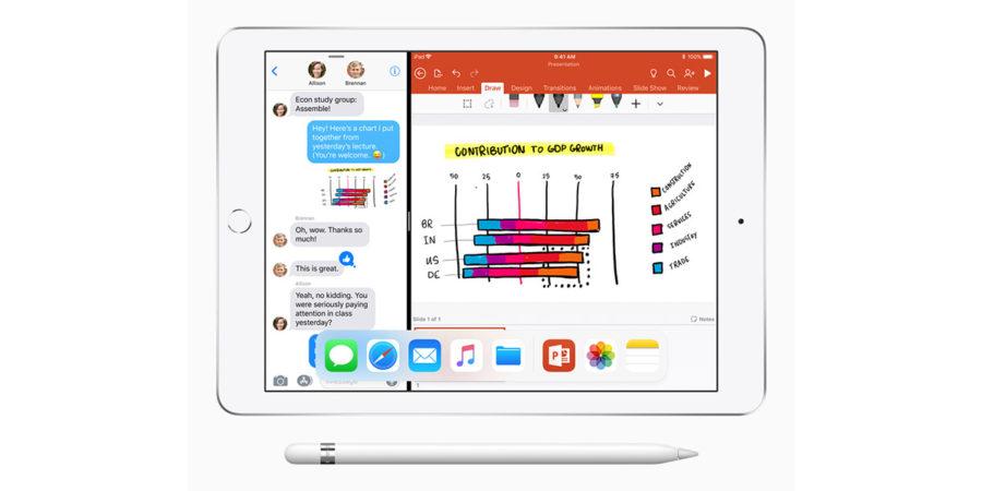 iPad 2018 9.7 цена