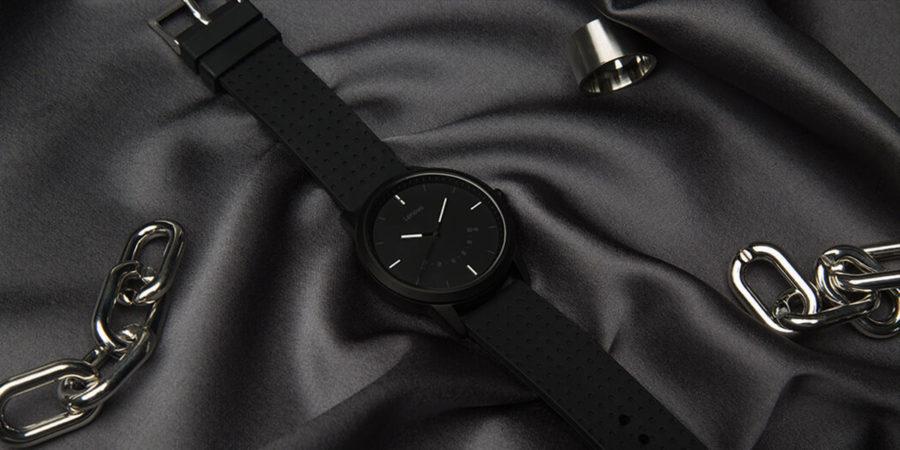 Lenovo Watch 9 в чёрном цвете